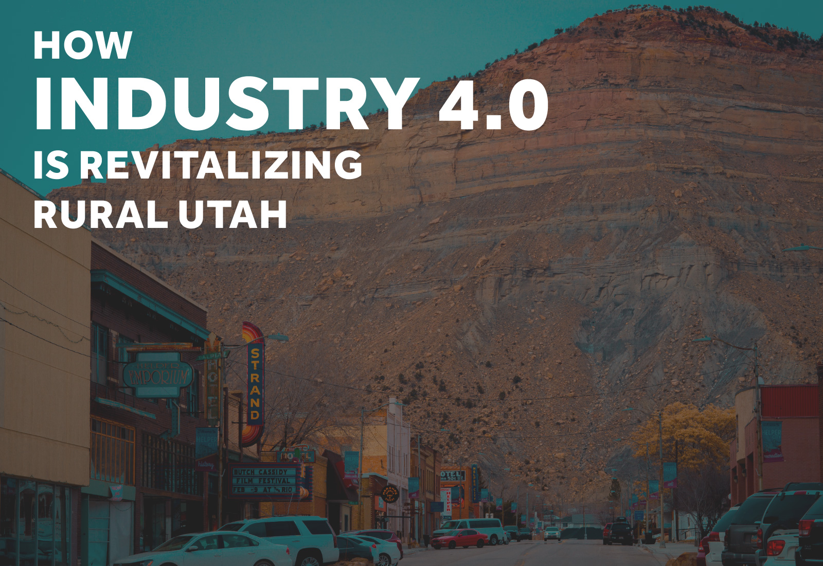Rural Revitalization in Price Utah