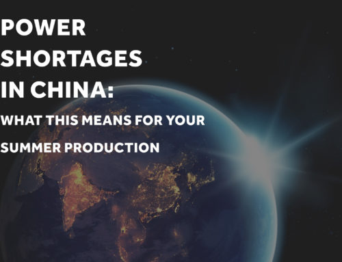 Power Shortages in China: How This Can Delay Production & Increase Costs