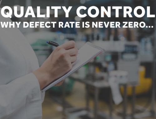 Quality Control – Why Defect Rate Is Never Zero