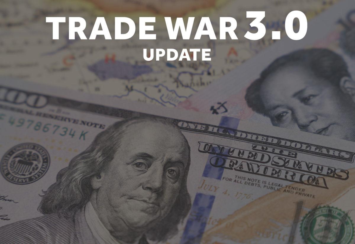Trade War Update August 2019