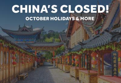China's National Day Holiday