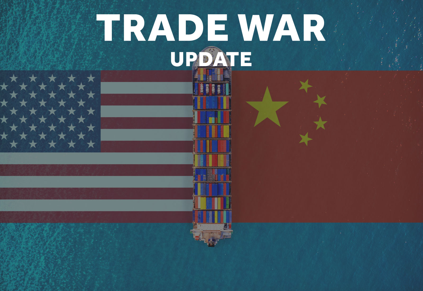 Trade war almost over?