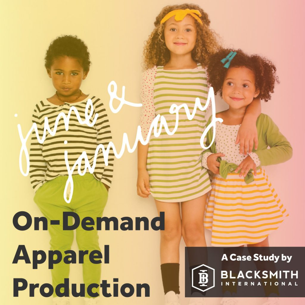 Blacksmith International Apparel Manufacturing