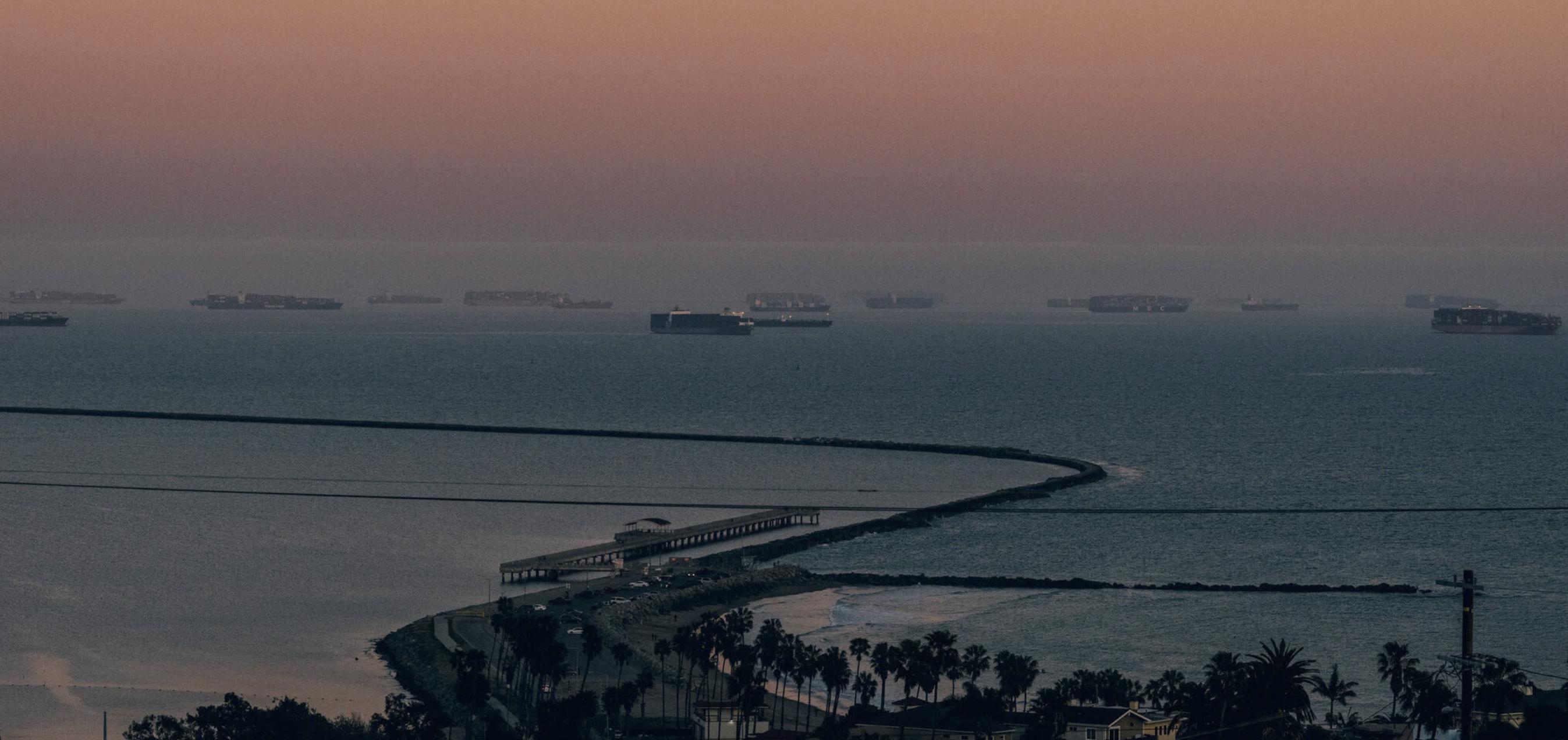 U.S. Port Bottlenecks Cause Global Shipping Delays