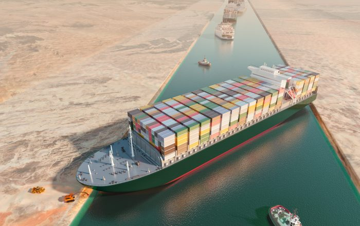 Global Shipping: Ripple Effects from Suez Canal Blockage Cause Record Delays