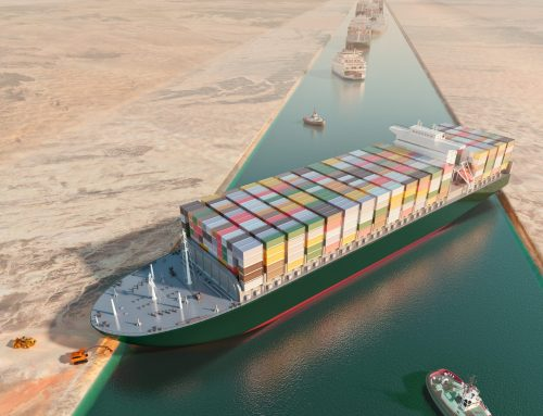 Ripple Effects from Suez Canal Blockage Cause Record Shipping Delays