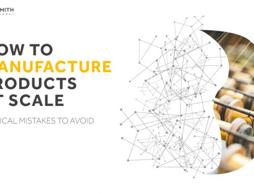 Guide to Manufacturing Products at Scale