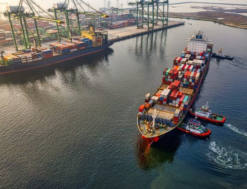 Global Shipping Costs Just Got More Expensive