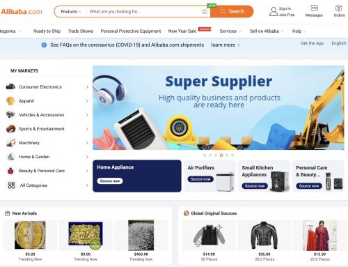 Why Alibaba and Online Sourcing Platforms Are Not Enough To Establish an Overseas Supply Chain Strategy