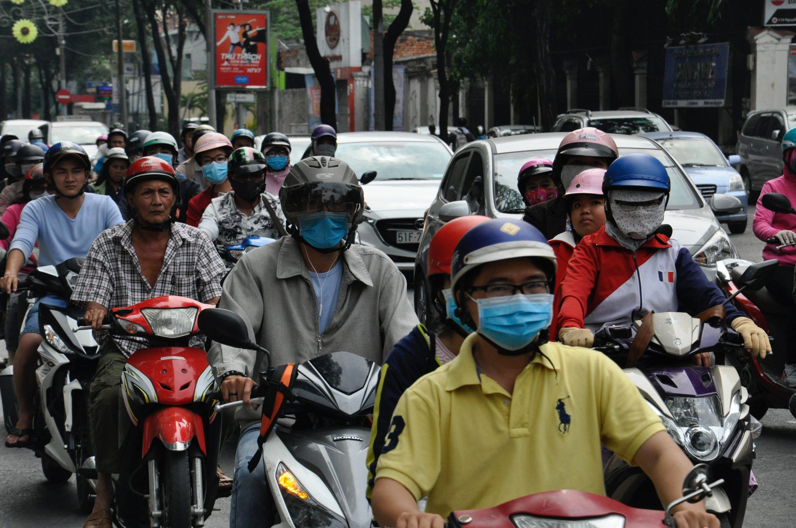 Vietnam Manufacturing Shutdown