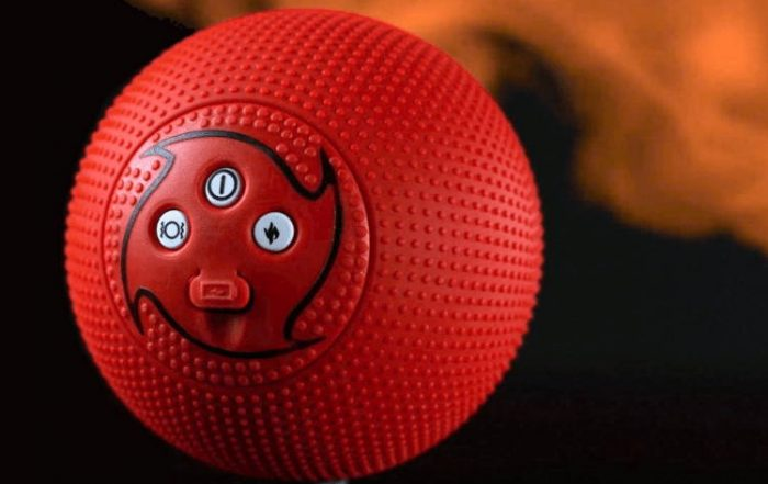 MyoStorm Meteor Massaging Ball