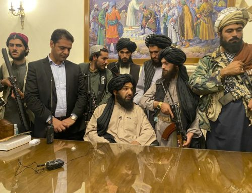The Taliban Takeover Effects On Supply Chains